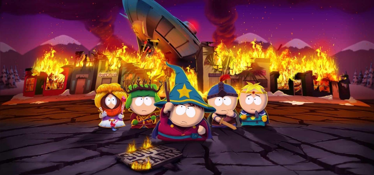 South Park: The Stick of Truth - Đánh Giá Game