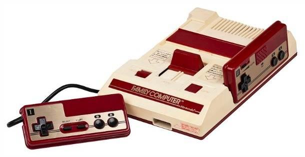 Lịch sử phát triển máy chơi game Console