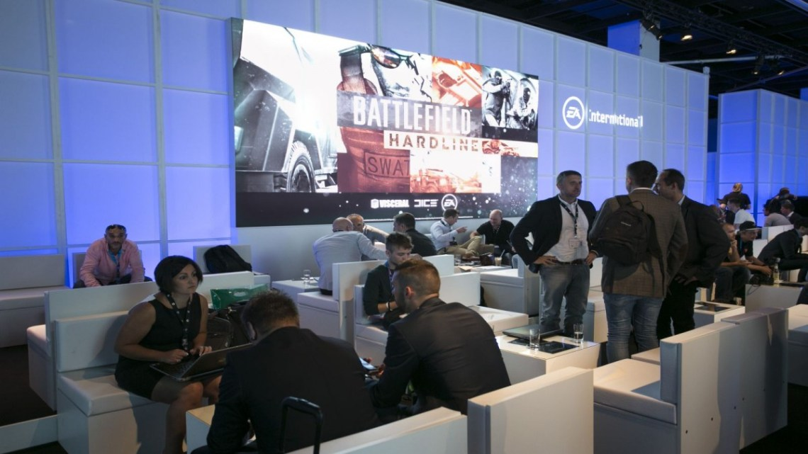 Business area, Stand: EA, Halle 5.1