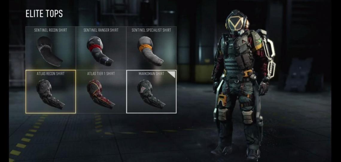 Call of Duty: Advanced Warfare - Cuộc chiến của tương lai