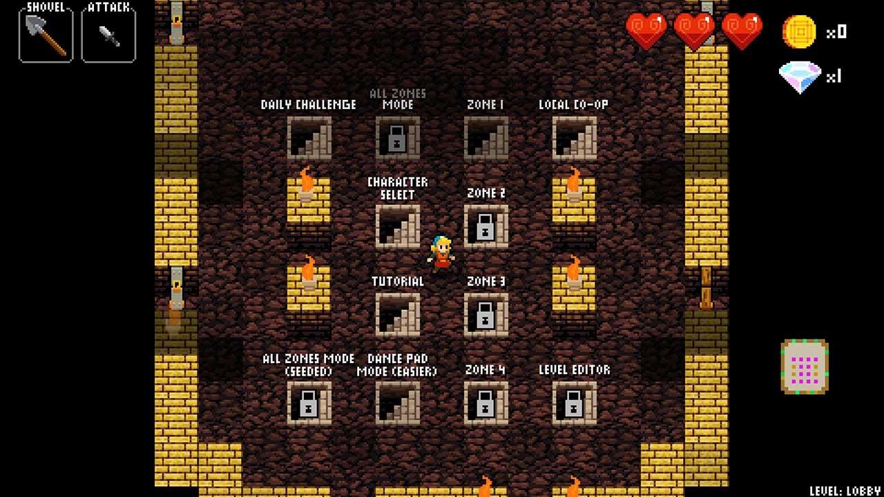 Crypt of the NecroDancer - Đánh Giá Game (1)