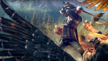 dòng game The Witcher