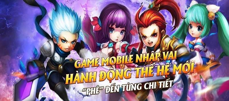 """NPH """"Tru Tiên 4D"""" tặng Smartphone cho gamer ức chế """"đập Iphone khi săn Boss"""""""