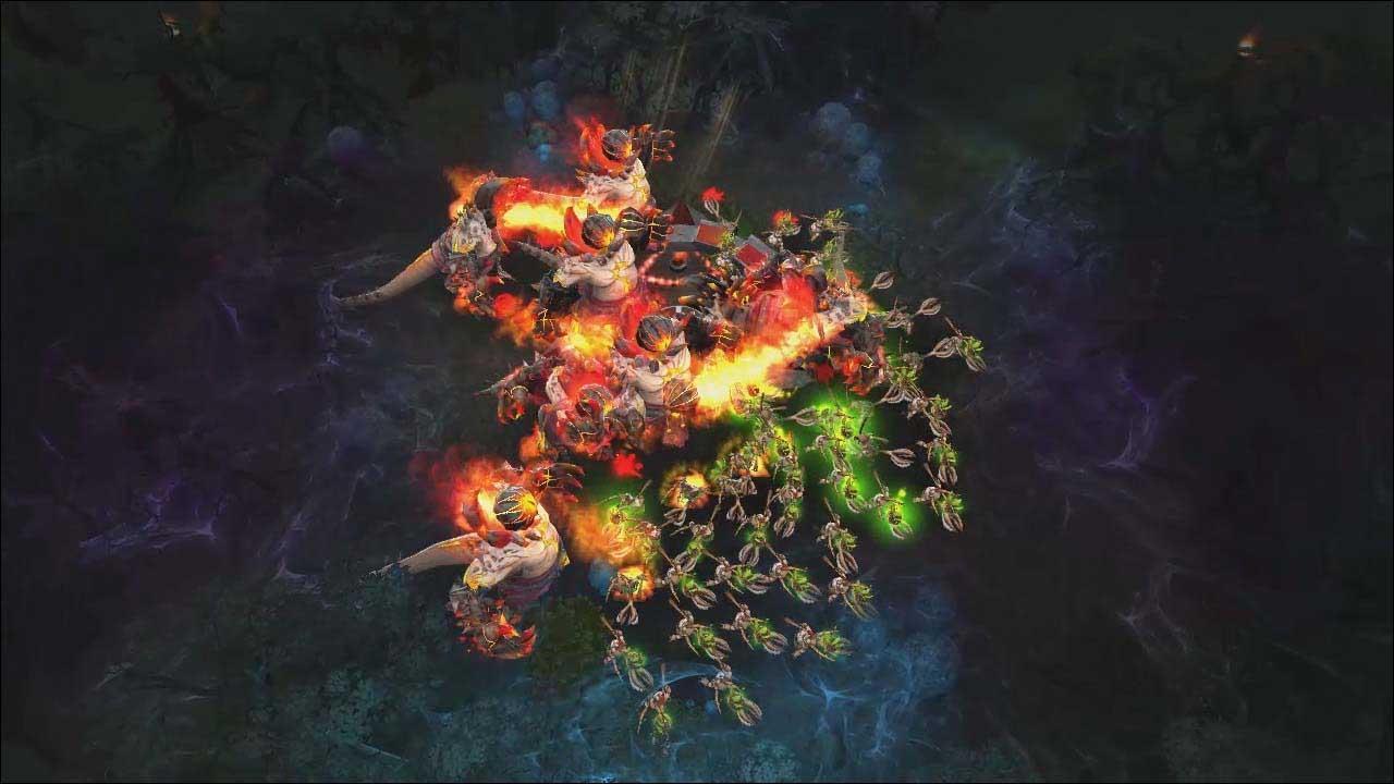 Arma Gallant - Ngũ giới đại chiến - Giới Thiệu Game