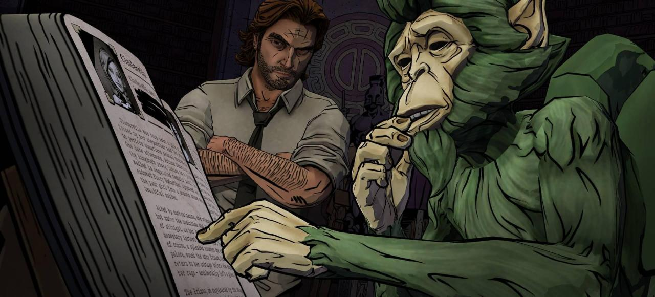 The Wolf Among Us - Ep.1: Faith - Đánh Giá Game