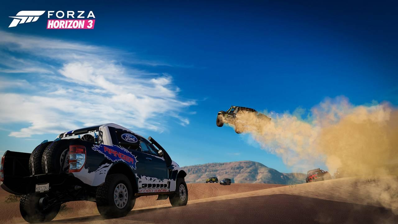 E3 2016: Forza Horizon 3 - Lễ hội thần gió - Giới Thiệu Game