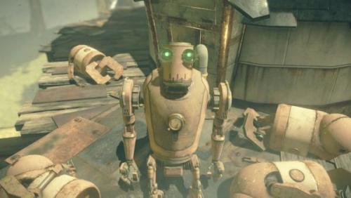 NieR: Automata và 14 cái tên thú vị