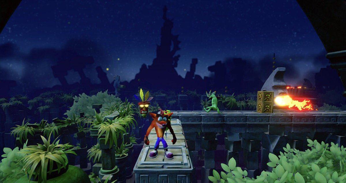 Crash Bandicoot N. Sane Trilogy định ngày ra mắt - Tin Game