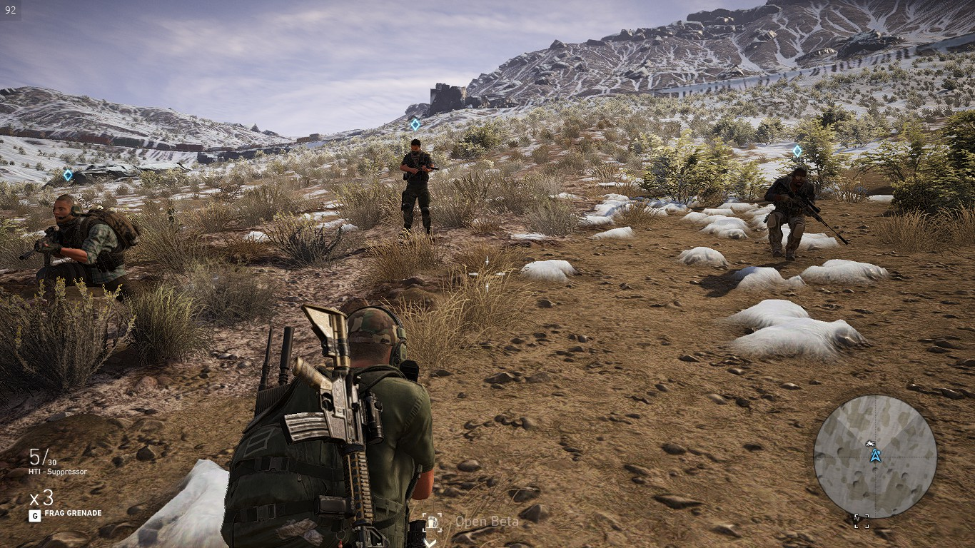 Tom Clancy's Ghost Recon Wildlands: Ubisoft và đôi cánh Icarus