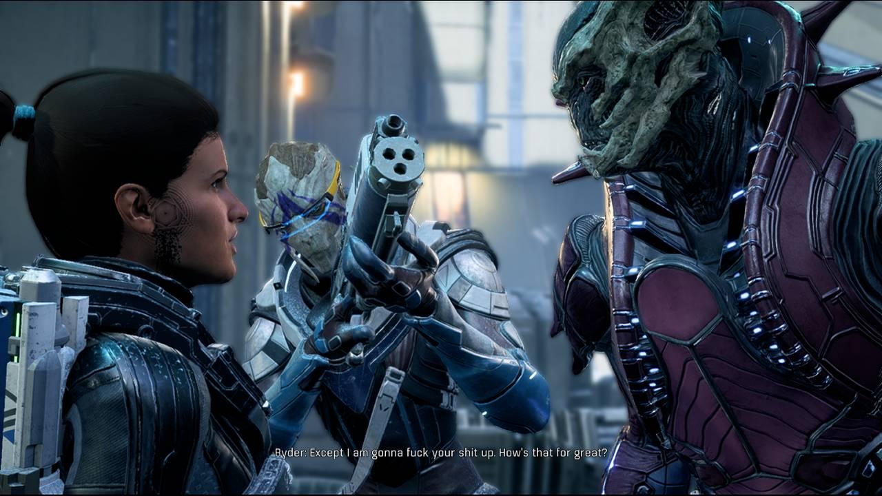 Mass Effect: Andromeda - Đánh Giá Game