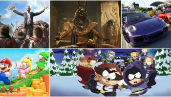 [Gamescom 2017] Ubisoft - Cờ đến tay chờ phất