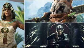 Nhìn lại Gamescom 2017: Kẻ nhạt nhòa, người tỏa sáng