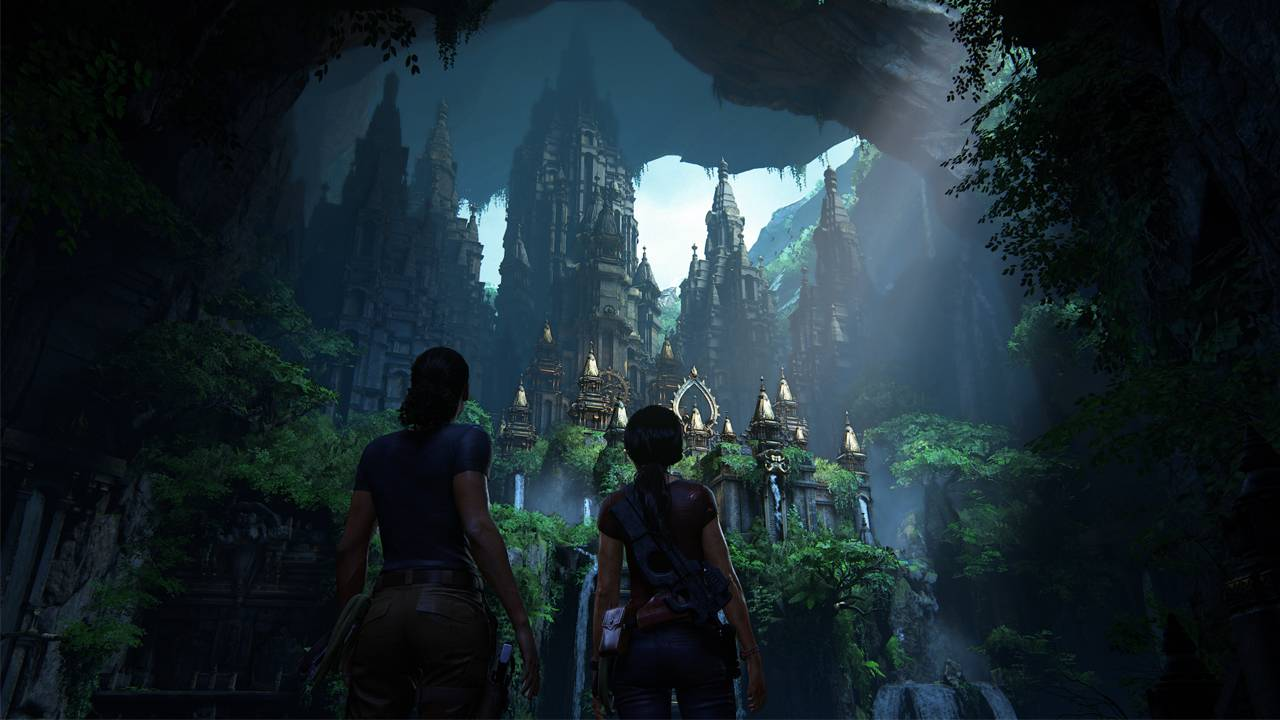 Uncharted: The Lost Legacy - Đánh Giá Game