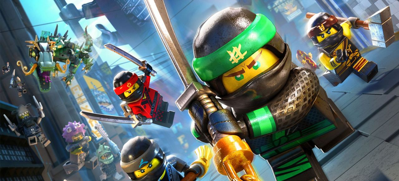 The LEGO Ninjago Movie Video Game - Đánh Giá Game