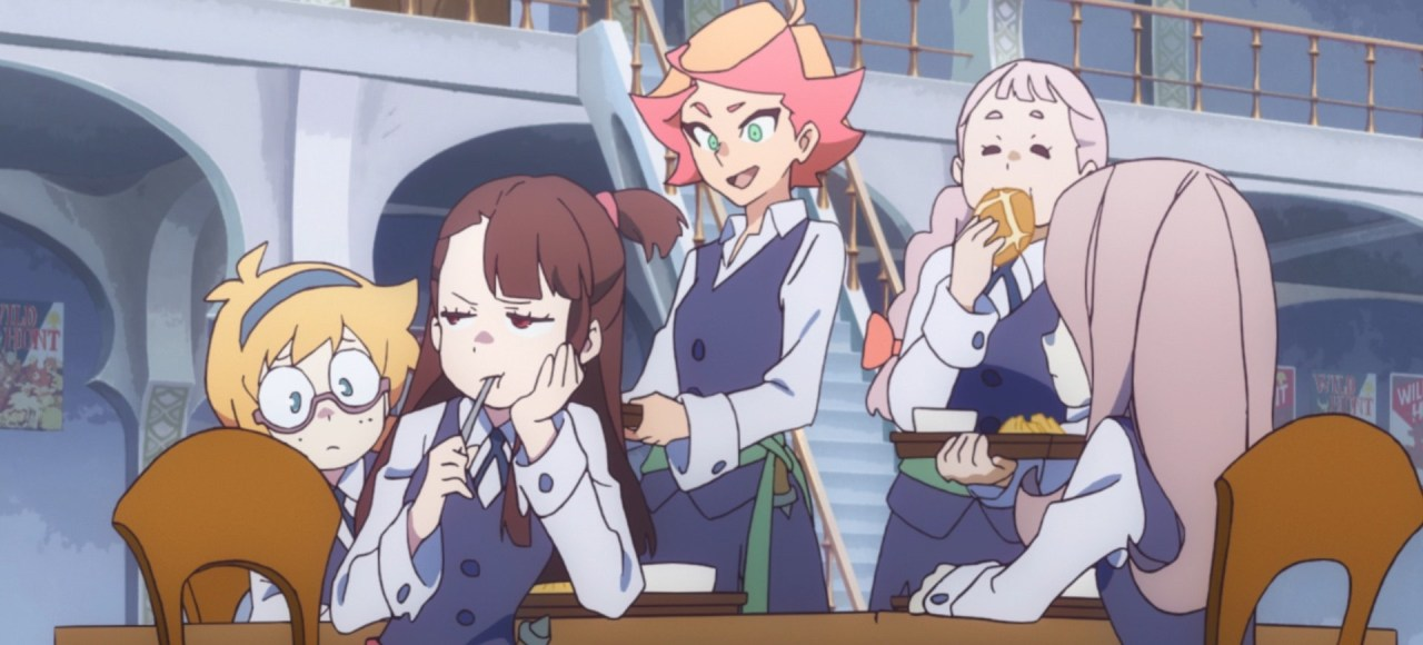 Little Witch Academia: Chamber of Time – Đánh giá game