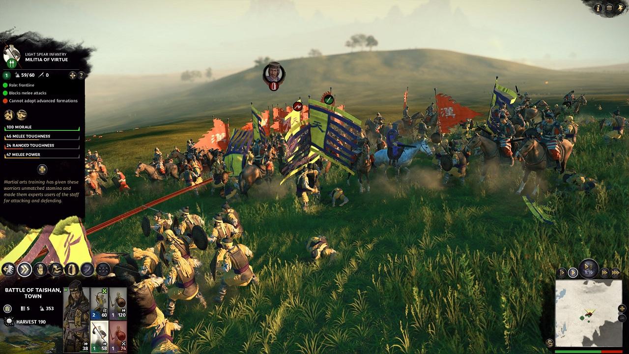 Total War: Three Kingdoms - Đánh Giá Game