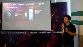 ROG ESPORTS - ASUS và Intel hợp tác với loạt sản phẩm mới