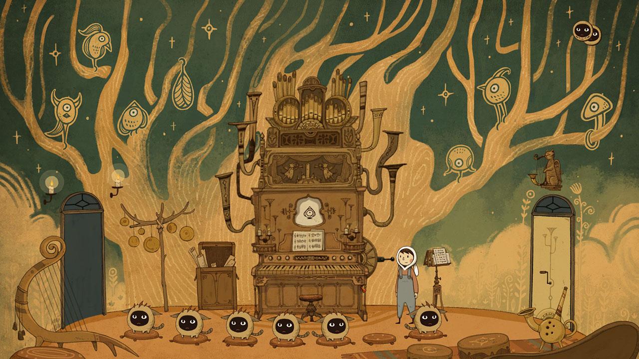 LUNA The Shadow Dust - Đánh Giá Game