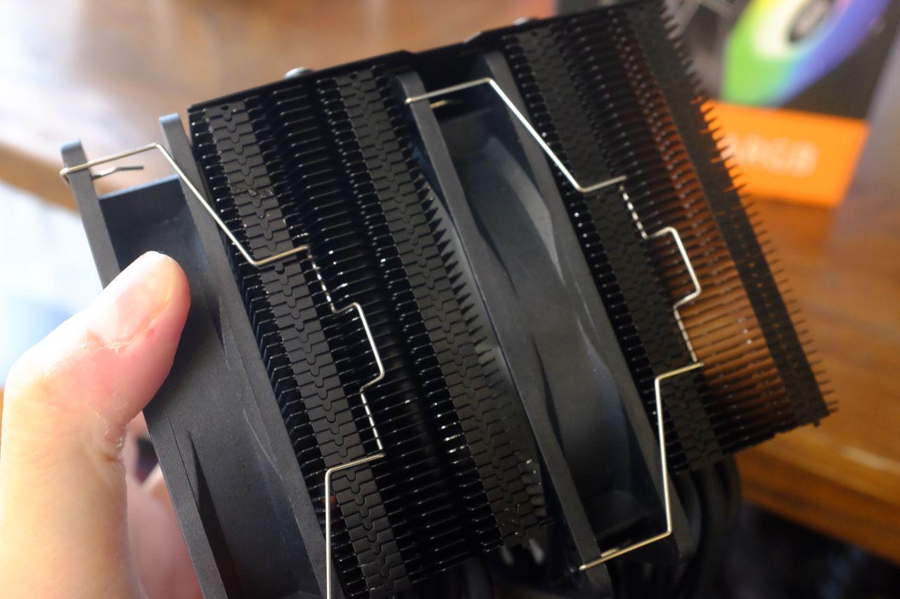 ID-Cooling giới thiệu tản nhiệt khí SE-207 Black