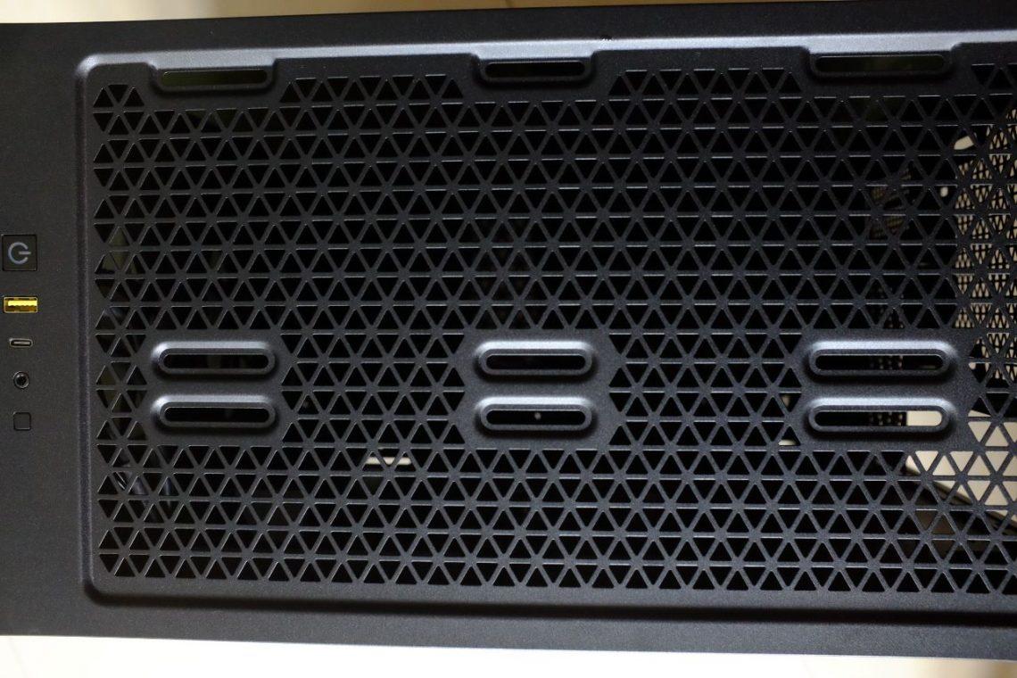 Corsair 4000X RGB Mid Tower Gaming Case - Đánh Giá Nhanh