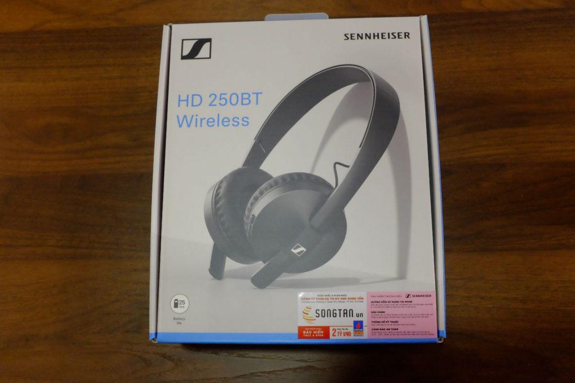 Sennheiser HD 250BT Bluetooth Headphones - Đánh Giá Gaming Gear
