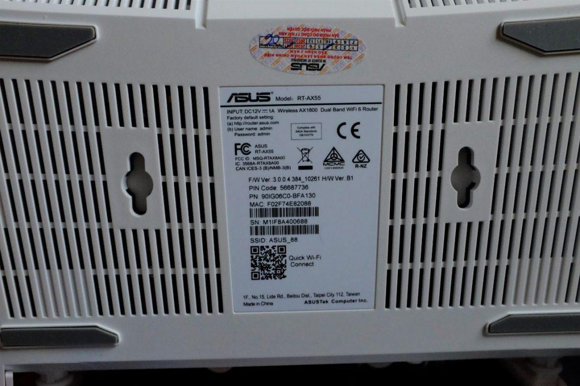 ASUS RT-AX55 Gaming Router chứng nhận cho PS5 - Đánh Giá Nhanh