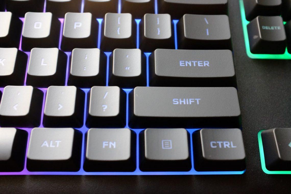 Corsair K55 RGB Pro Gaming Keyboard - Đánh Giá Gaming Gear