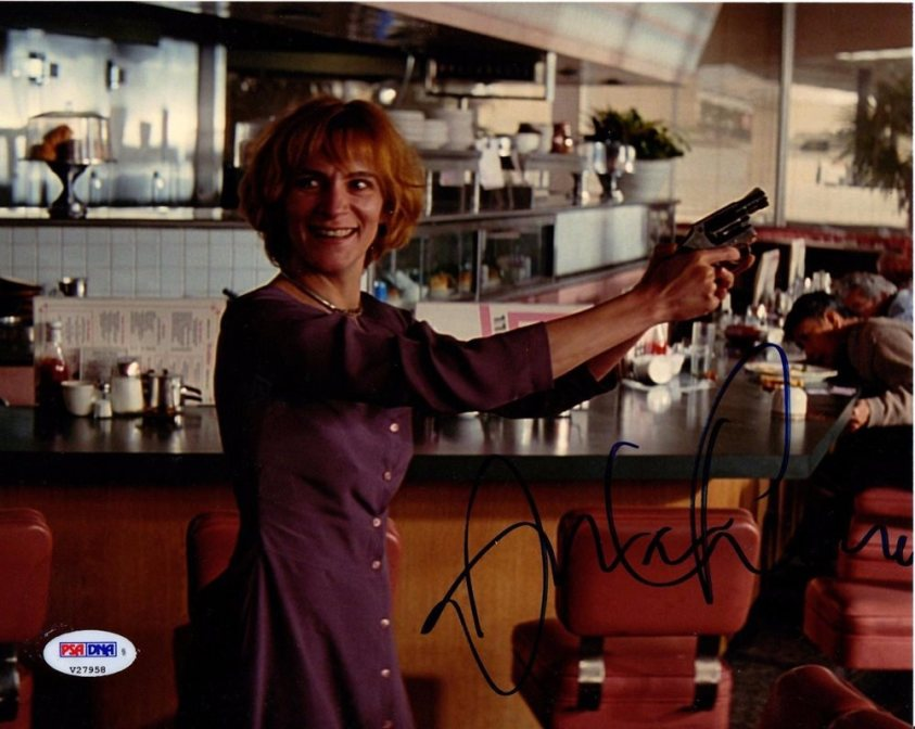 HONEY BUNNY Amanda Plummer Signed PULP FICTION 8x10 Pho