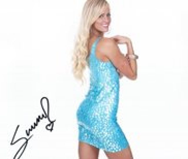 Wwe Total Divas Summer Rae Signed Autographed 8x10 Photo Coa Hot Sexy