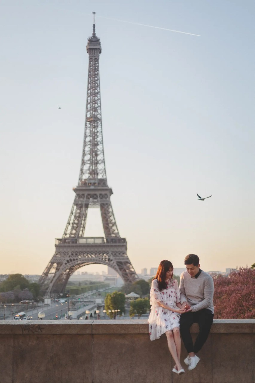 Morning stroll in Paris | Through The Glass Photography image 1