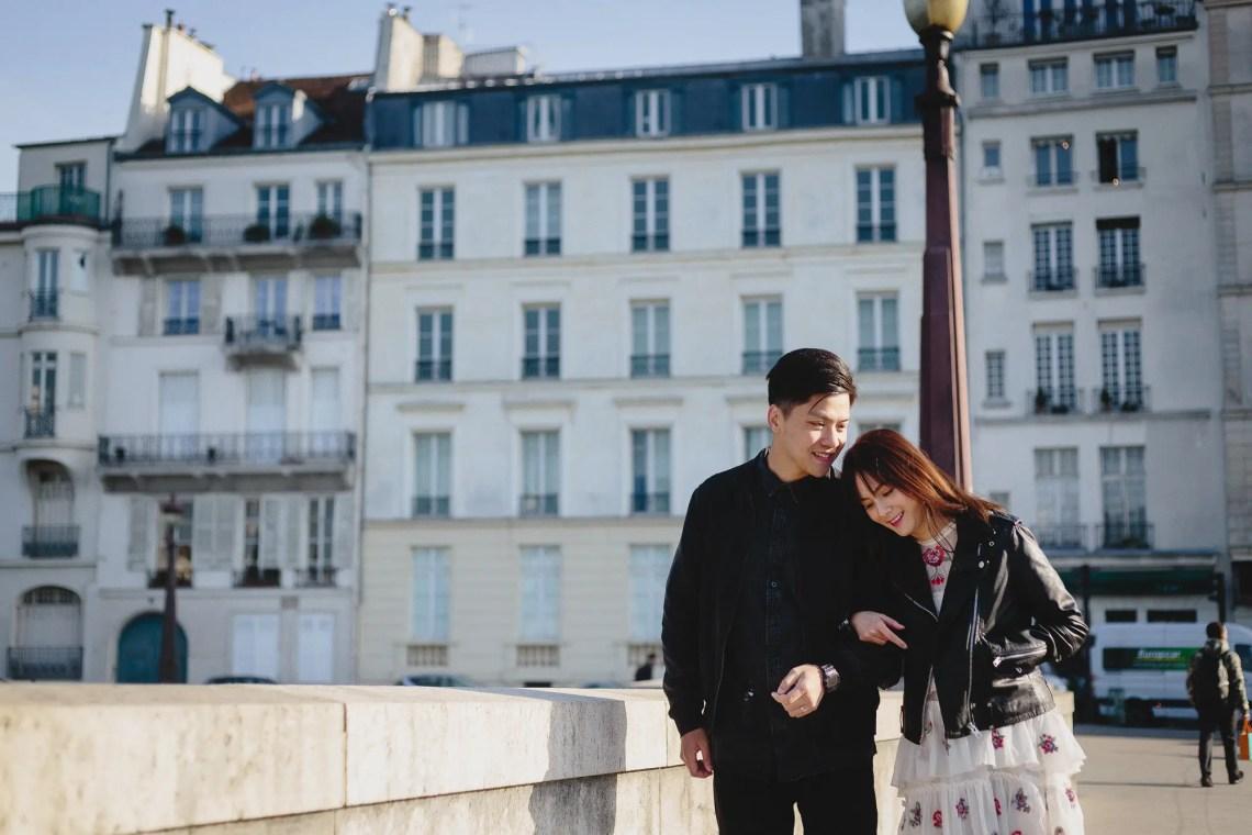 Couple Photography Paris