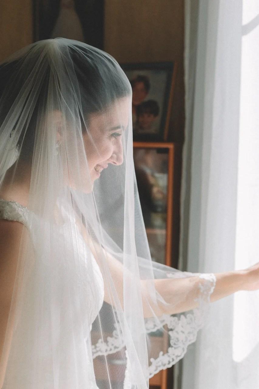 robe de mariée paris - photo reportage mariage
