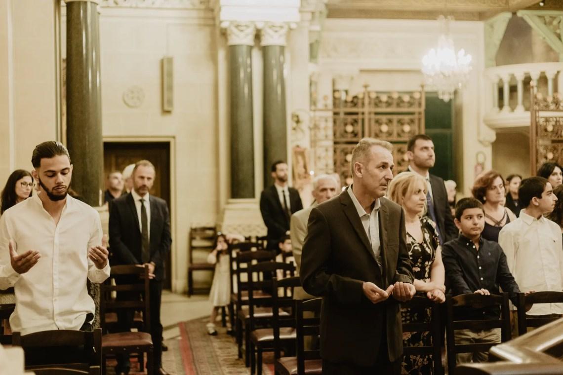 Cathédrale apostolique arménienne Religieuse reportage photo mariage