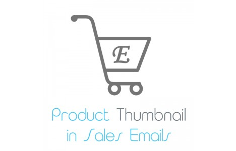 Product Thumbnail in Sales Emails Magento Extension by