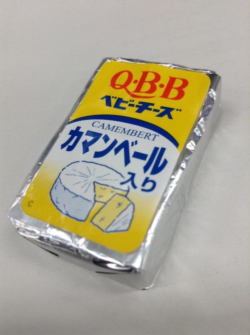 QBB カマンベール入りベビー4個(60g)