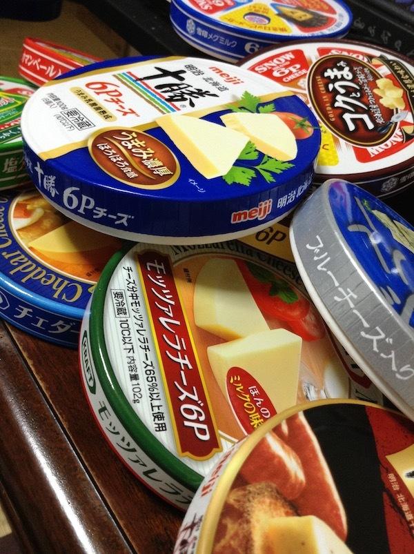 糖質制限ダイエットにおすすめで栄養豊富な美味しい6Pチーズ一覧