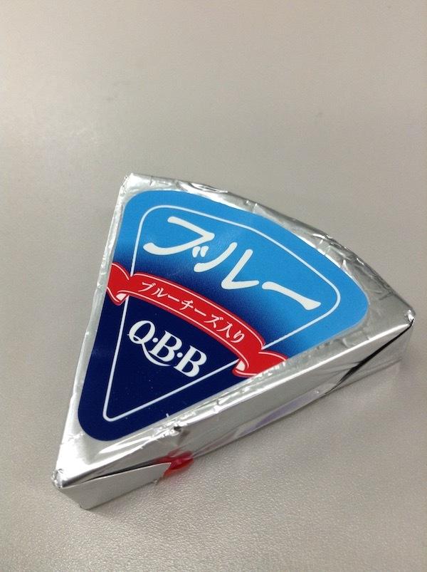 Q・B・B ブルーチーズ入り