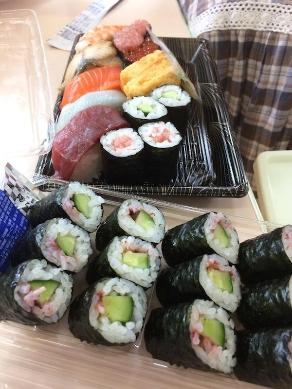 代官山ピーコックの美登利寿司