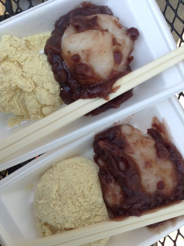 高円寺 氷川神社 ひなまつり餅つき大会