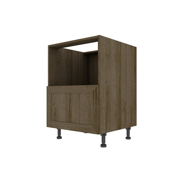ebsu eklipse base cabinet 24 in microwave ruby