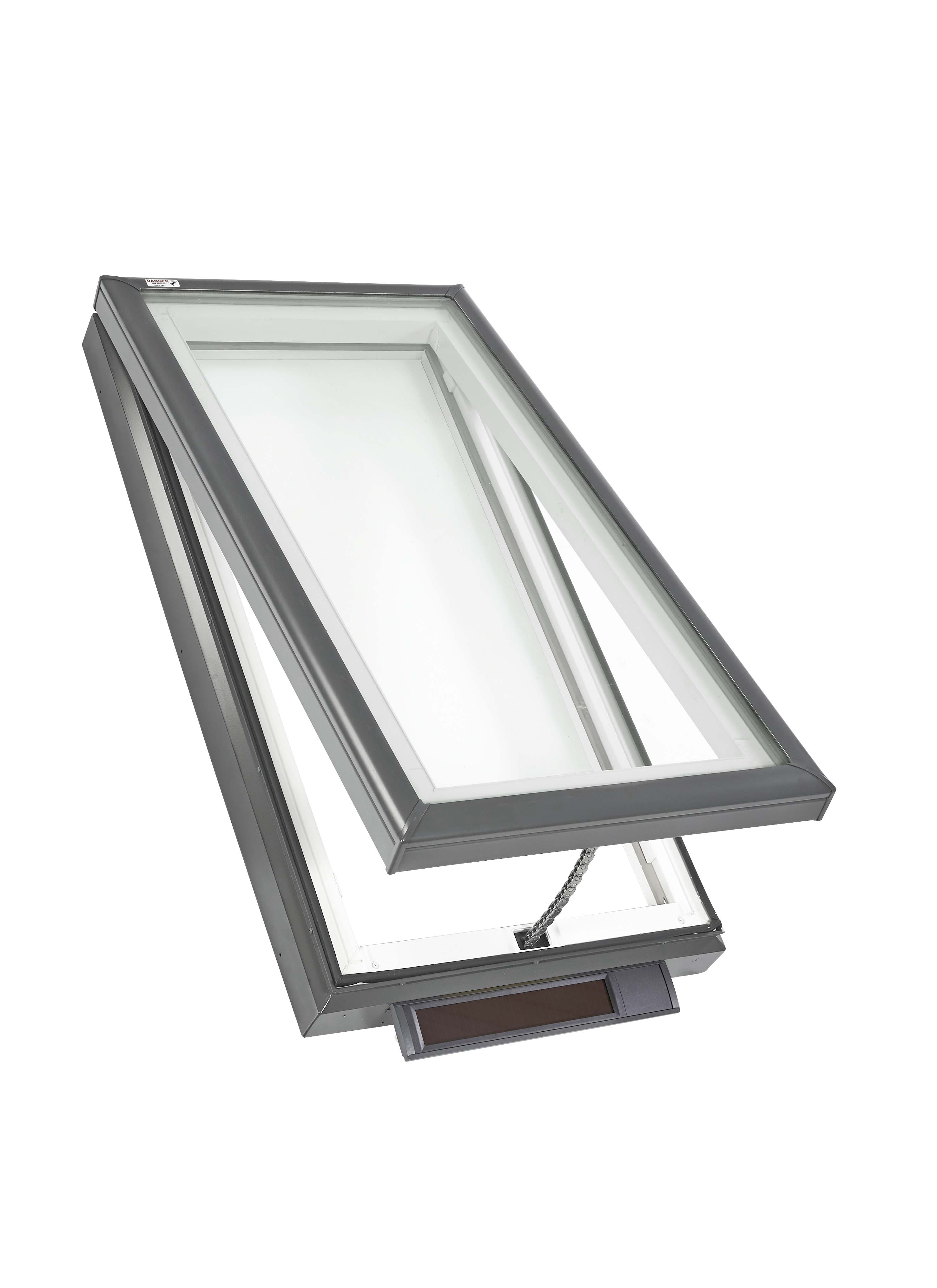 Curb Key Lowes : lowes, Velux, Solar, Venting, Mount, Skylight, 22.5-in, 34.5-in, Lowe's, Canada