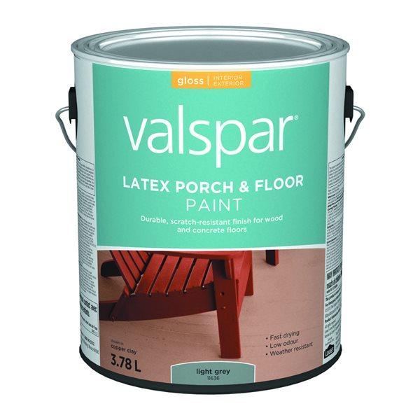 valspar 1 gal anti skid porch and floor paint