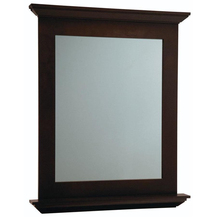 Diamond Freshfit Palencia Rectangular Bathroom Mirror Lowe S Canada