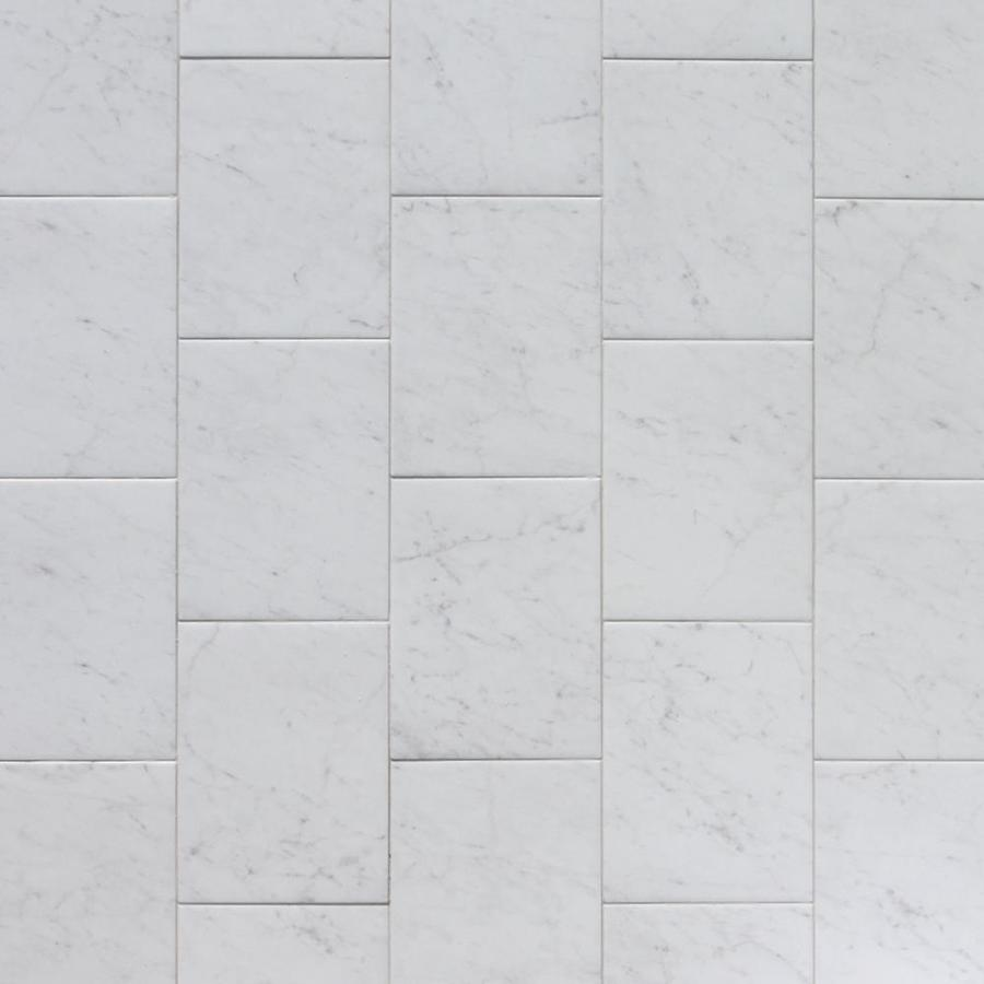 style selections 9 in x 12 in futuro white glazed porcelain indoor outdoor wall tile