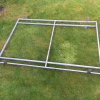 GALVANISED ROOF RACK For Sale in Wirral, Cheshire | Preloved