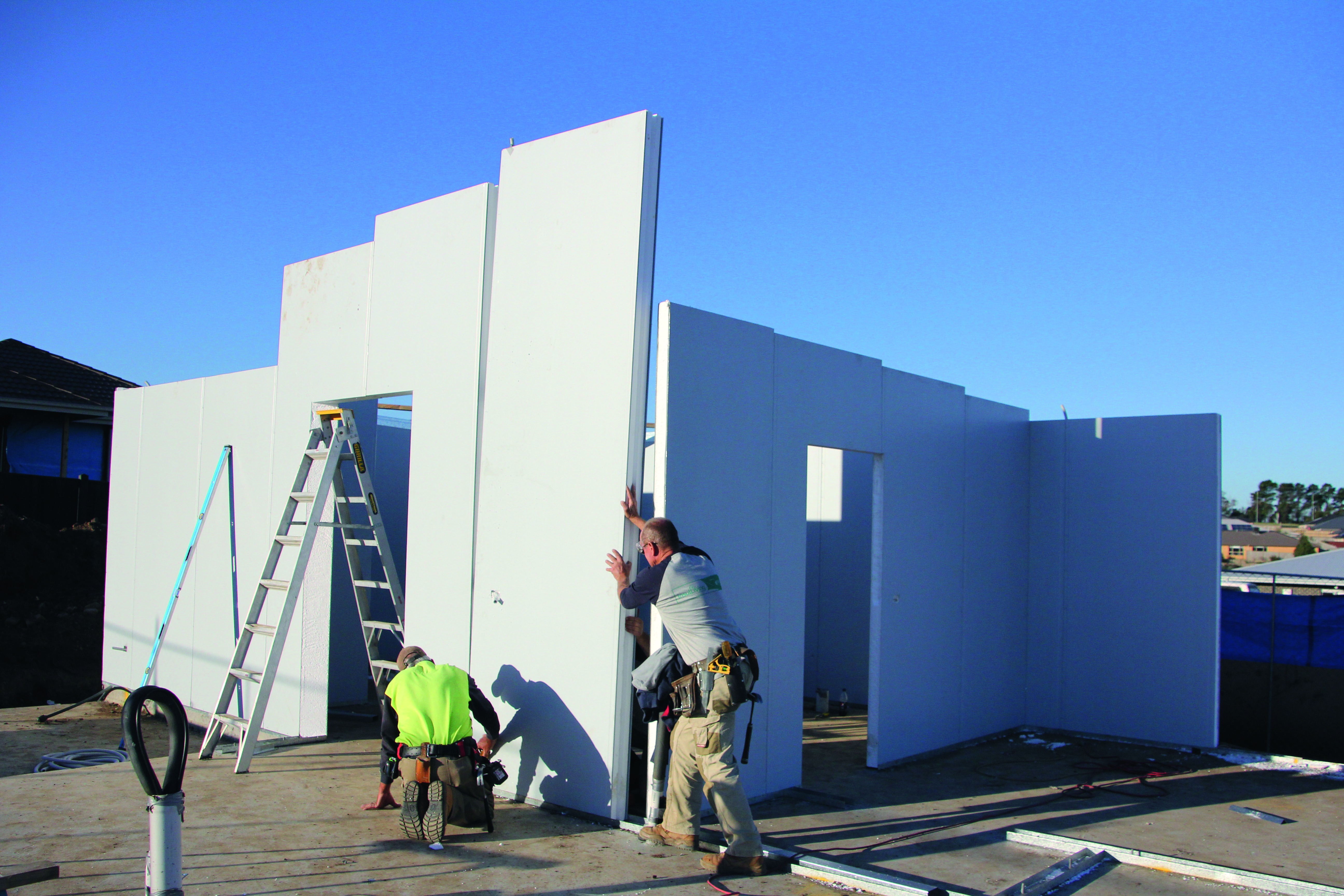 InsulLiving A Revolutionary Building System Completehome
