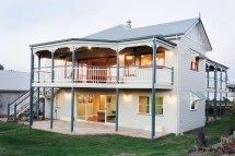 Home With Heritage Classic Queenslander Design