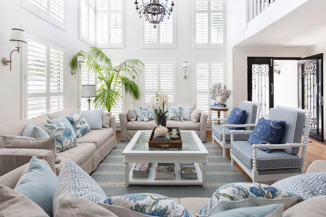 Hamptons Style Homes Interiors