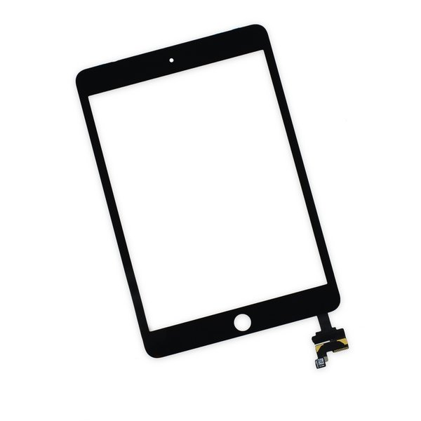 iPad mini 3 Front Glass/Digitizer Touch Panel / All-New