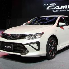 All New Toyota Camry Thailand Grand Avanza Vs Great Xenia 2015 Facelifted Launched In Carsifu
